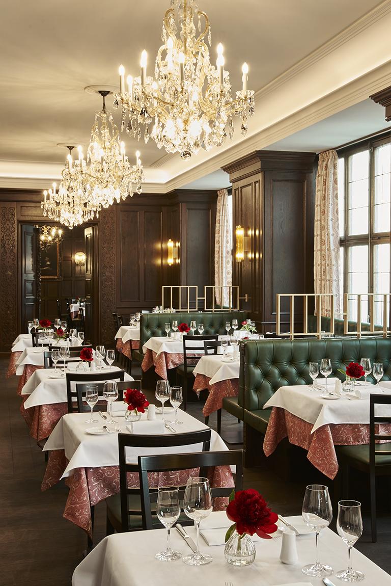 Restaurant Cafe Central, München