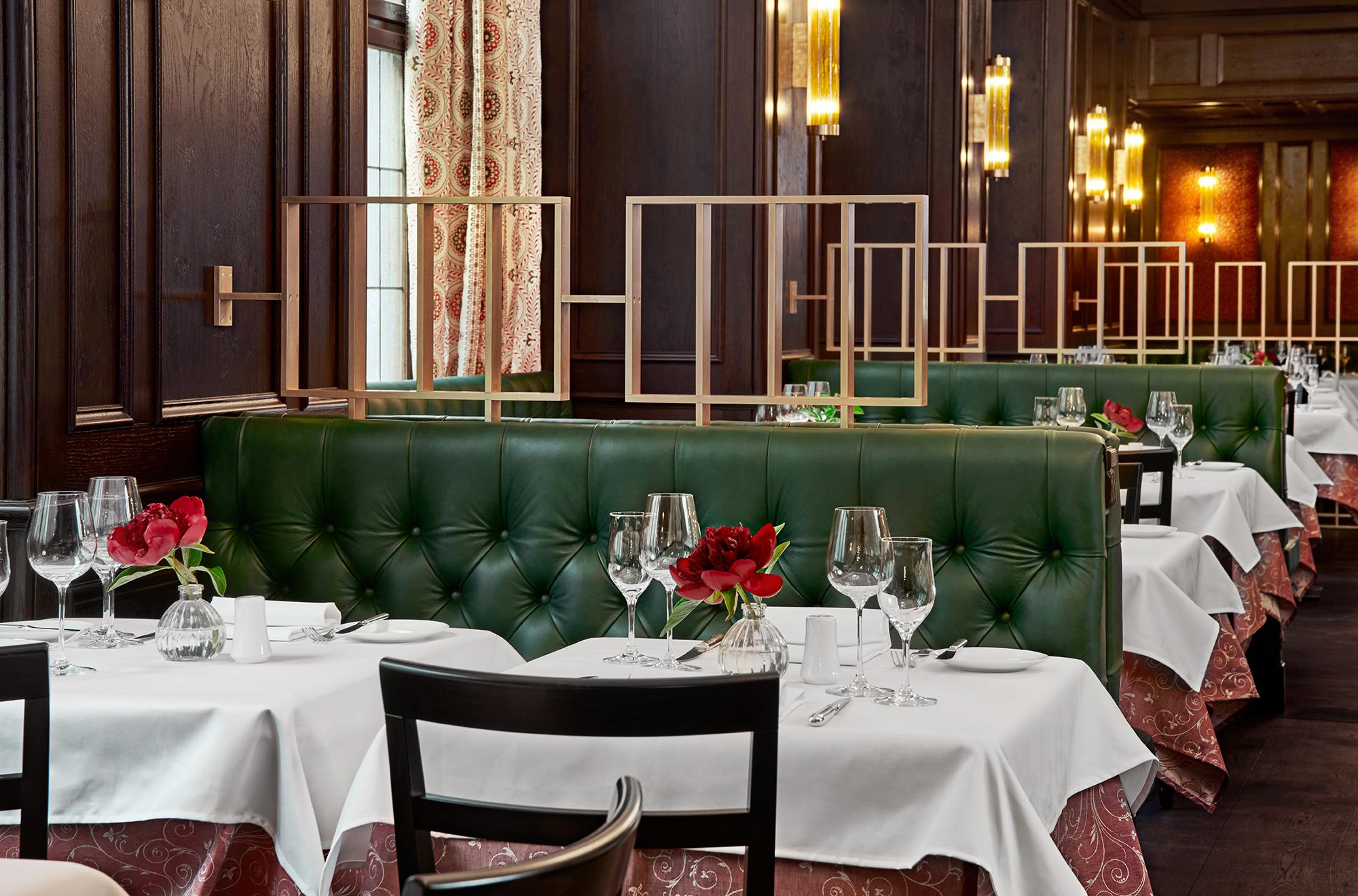 Restaurant Central, München